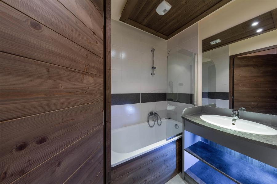 Skiverleih Résidence Deneb - Risoul - Badezimmer