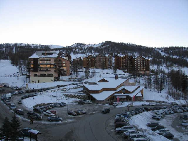 Location au ski Studio cabine 4 personnes (39) - Residence Edelweiss - Risoul