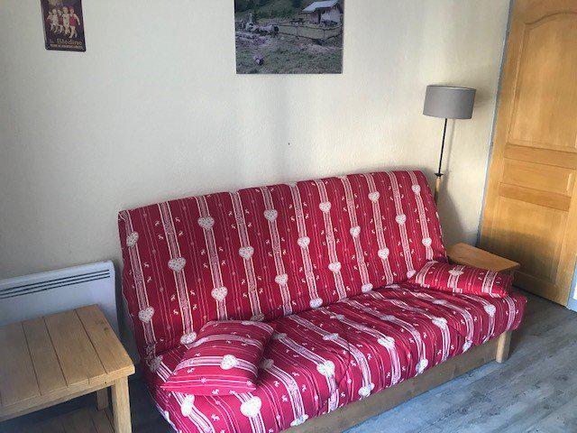 Rent in ski resort Studio sleeping corner 4 people (509) - Résidence le Belvédère - Risoul