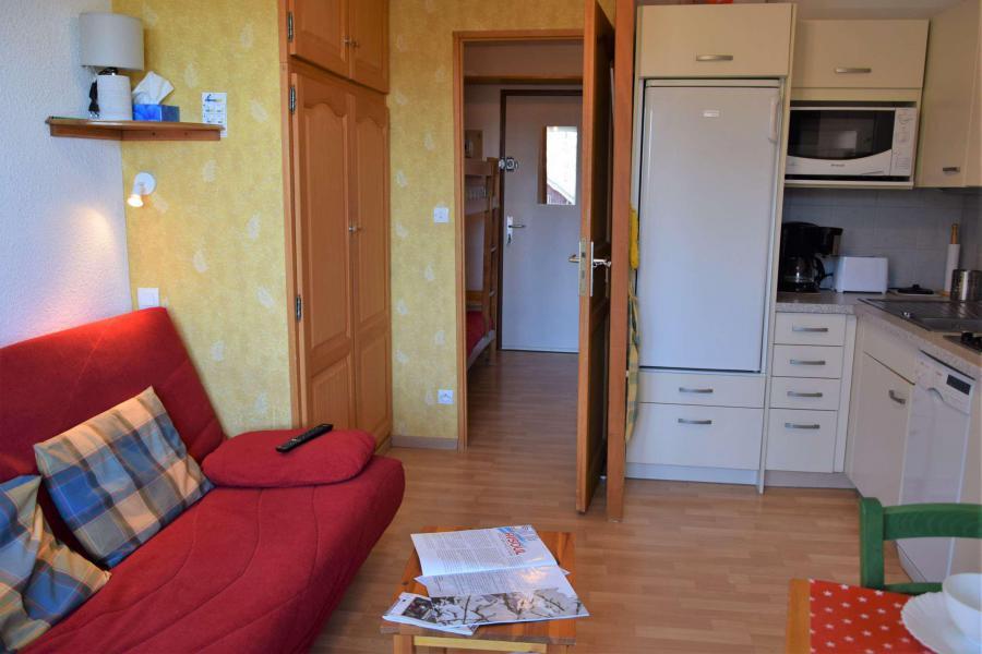 Аренда на лыжном курорте Квартира студия со спальней для 4 чел. (71C) - Résidence le Diamant - Risoul