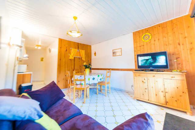 Location au ski Appartement 2 pièces coin montagne 6 personnes (866) - Residence Le Laus - Risoul