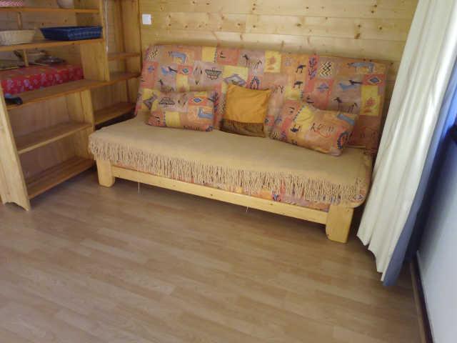 Location au ski Appartement 2 pièces 6 personnes (924) - Residence Le Laus - Risoul - Canapé