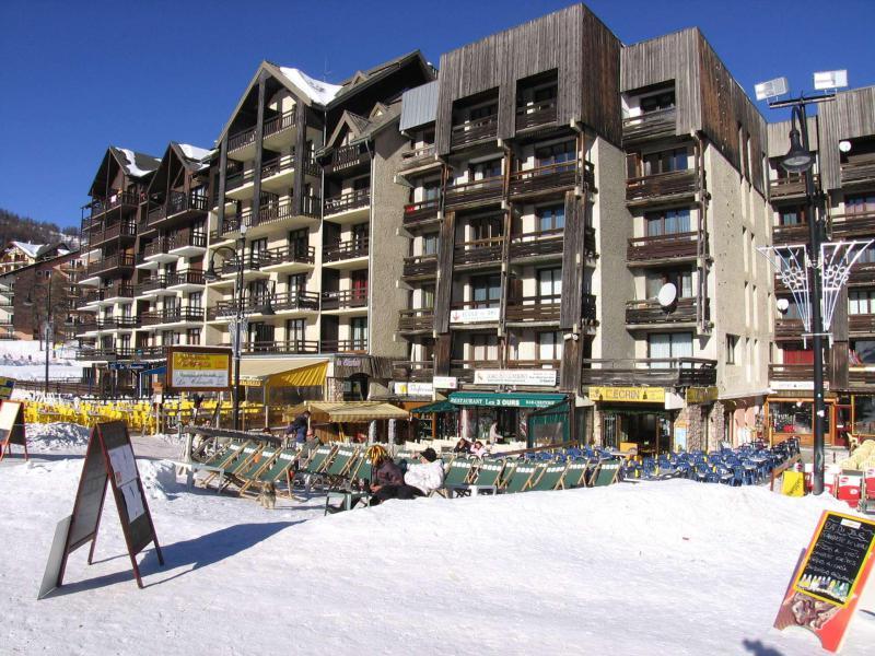 Location au ski Residence Le Laus - Risoul - Coin montagne