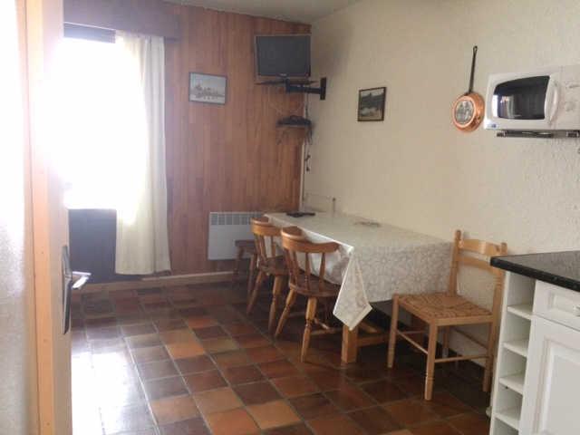Location au ski Studio coin montagne 4 personnes (883) - Residence Le Laus - Risoul - Coin montagne