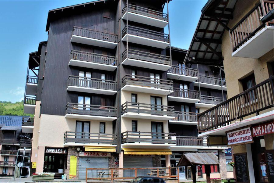 Аренда на лыжном курорте Апартаменты 2 комнат 6 чел. (67A) - Résidence les Airelles A - Risoul