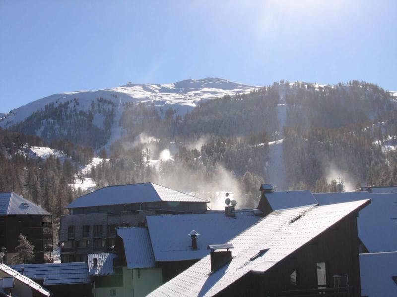 Аренда на лыжном курорте Апартаменты 4 комнат кабин 8 чел. (64A) - Résidence les Airelles A - Risoul