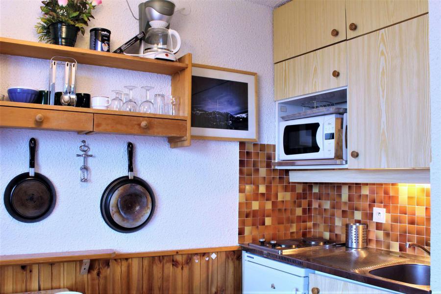 Vacaciones en montaña Apartamento cabina para 4 personas (17) - Résidence les Chabrières I - Risoul - Invierno