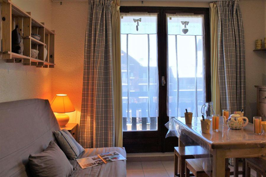 Аренда на лыжном курорте Квартира студия кабина для 4 чел. (37) - Résidence les Chabrières I - Risoul
