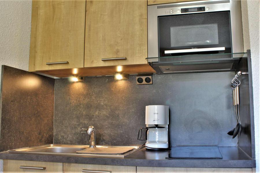 Location au ski Appartement 2 pièces 4 personnes (41II) - Résidence les Chabrières II - Risoul - Chambre