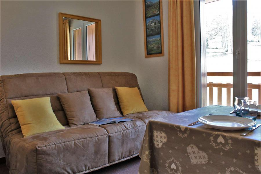 Location au ski Appartement 2 pièces 4 personnes (41II) - Résidence les Chabrières II - Risoul - Séjour