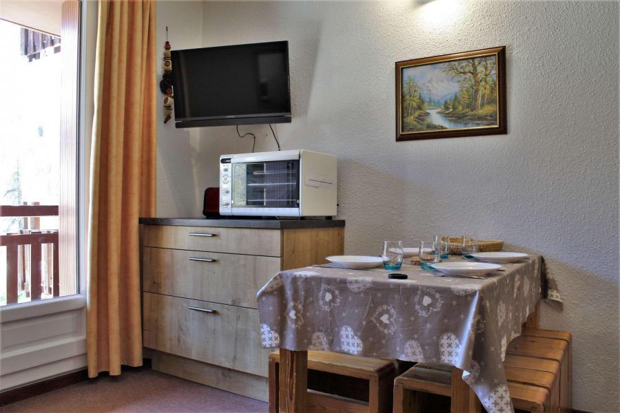 Location au ski Appartement 2 pièces 4 personnes (41II) - Résidence les Chabrières II - Risoul - Table