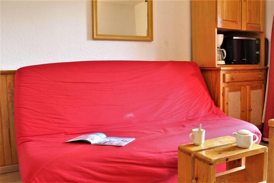 Location au ski Appartement 2 pièces 4 personnes (51II) - Résidence les Chabrières II - Risoul - Canapé