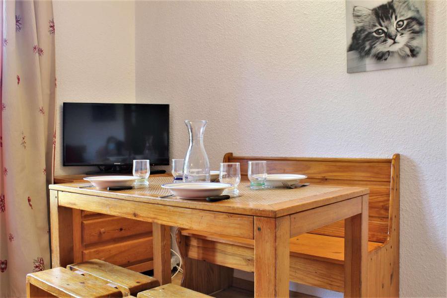 Location au ski Appartement 2 pièces 4 personnes (51II) - Résidence les Chabrières II - Risoul - Chambre