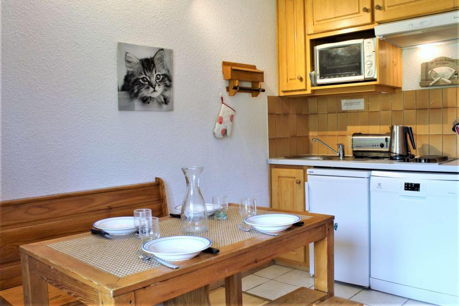 Location au ski Appartement 2 pièces 4 personnes (51II) - Résidence les Chabrières II - Risoul - Salle de bains