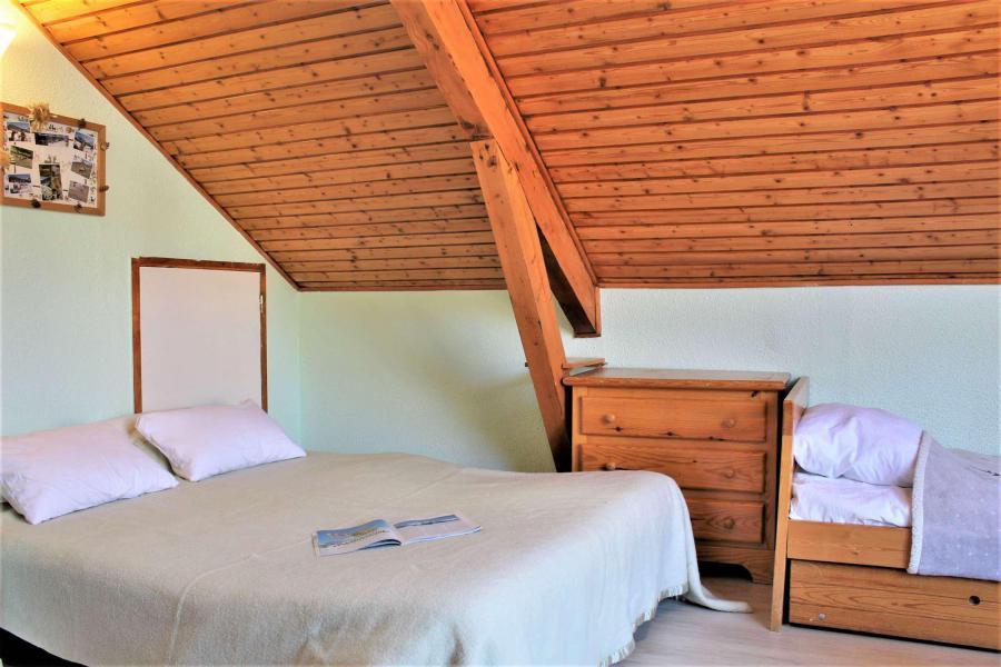 Location au ski Appartement 2 pièces 4 personnes (66II) - Résidence les Chabrières II - Risoul - Chambre