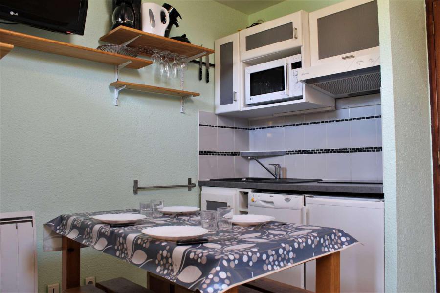 Location au ski Appartement 2 pièces 4 personnes (66II) - Résidence les Chabrières II - Risoul - Kitchenette
