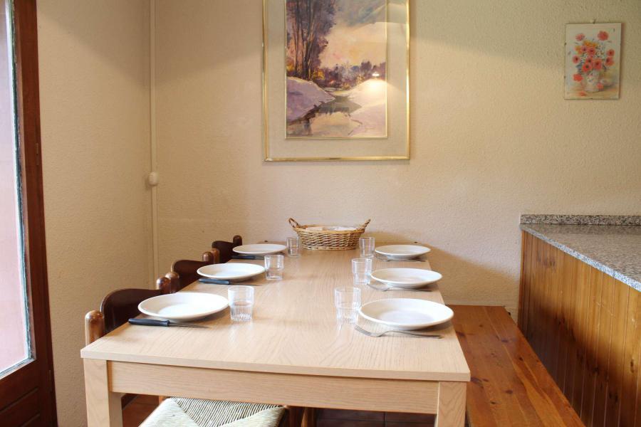 Location au ski Appartement duplex 3 pièces 6 personnes (61II) - Résidence les Chabrières II - Risoul - Kitchenette