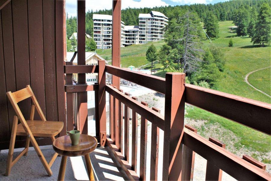 Location au ski Appartement duplex 3 pièces 6 personnes (61II) - Résidence les Chabrières II - Risoul - Mezzanine