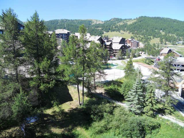 Location au ski Studio coin montagne 4 personnes (67) - Residence Les Chamois - Risoul