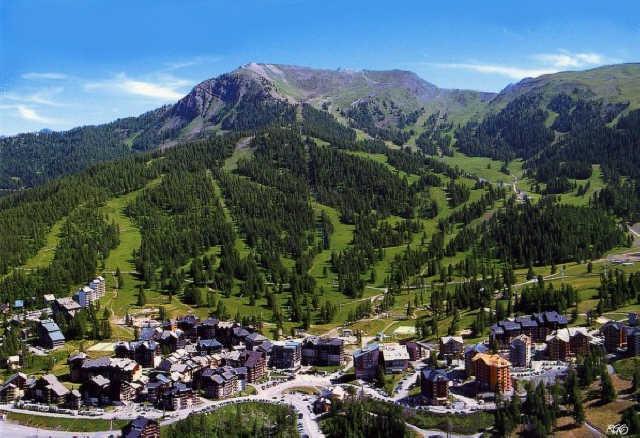 Location au ski Residence Les Chamois - Risoul