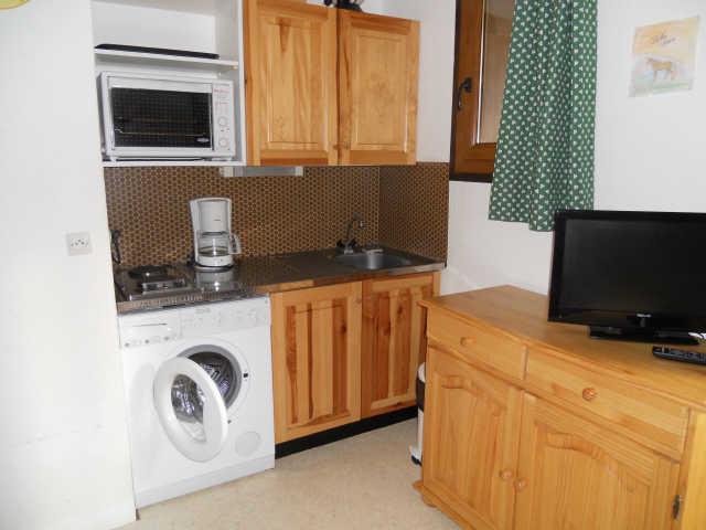 Location au ski Appartement 2 pièces 5 personnes (35A) - Residence Les Clarines - Risoul