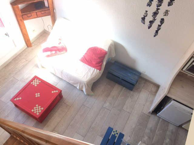 Location au ski Studio mezzanine 4 personnes (377B) - Residence Les Clarines - Risoul