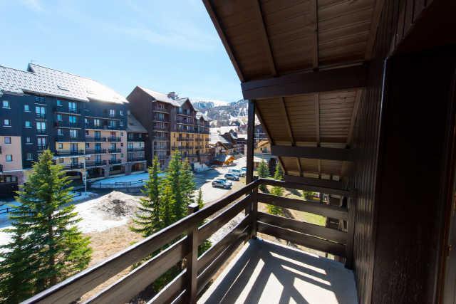 Location au ski Studio cabine 4 personnes (49) - Residence Les Clarines - Risoul