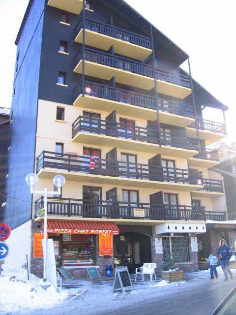 Location au ski Logement 2 pièces 4 personnes (CA228B) - Residence Les Clarines - Risoul