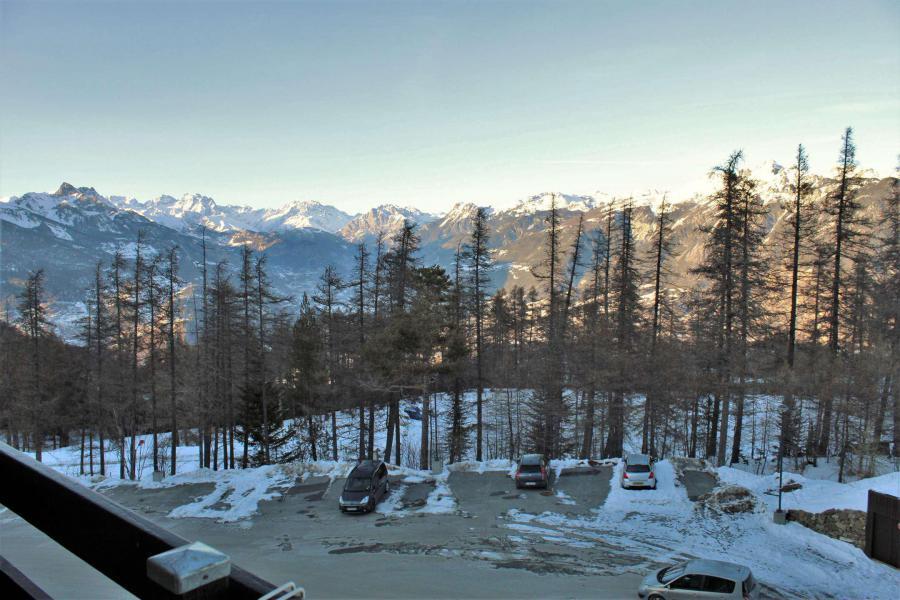 Аренда на лыжном курорте Квартира студия со спальней для 4 чел. (502) - Résidence les Crêtes - Risoul