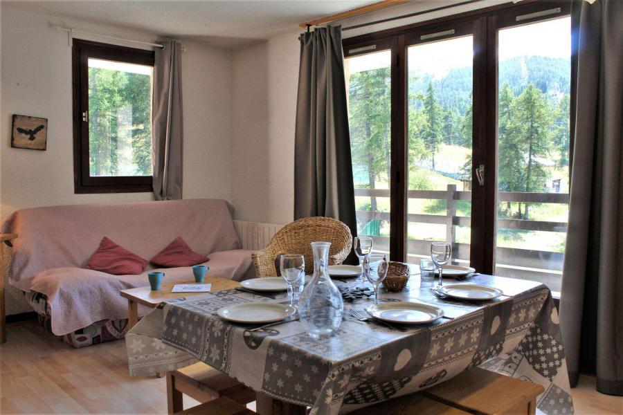 Location au ski Appartement 3 pièces cabine 6 personnes (856) - Résidence les Florins I - Risoul