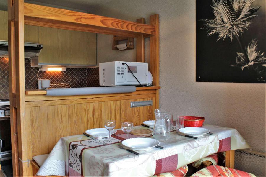 Wynajem na narty Studio kabina 4 osoby (53) - Résidence les Florins II - Risoul