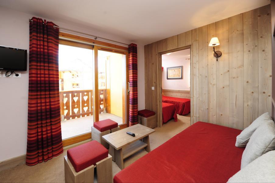 Location au ski Residence Mmv Antares - Risoul - Chambre