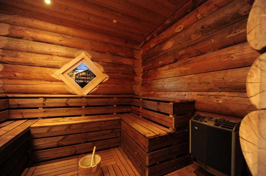 Location au ski Residence Mmv Antares - Risoul - Sauna