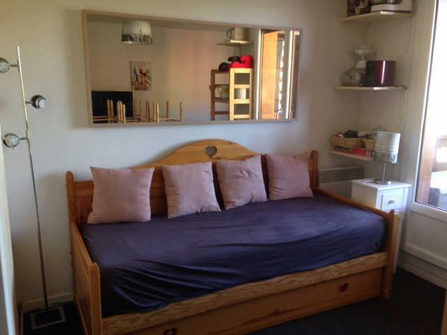 Location au ski Appartement 2 pièces 6 personnes (60) - Residence Pegase - Risoul - Banquette