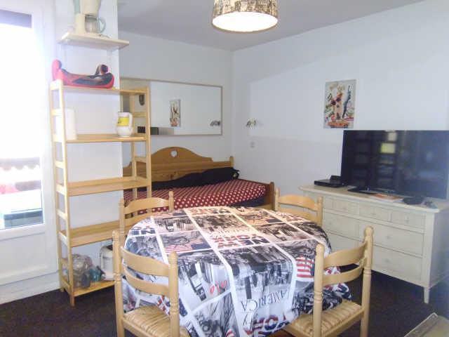 Location au ski Appartement 2 pièces 6 personnes (60) - Residence Pegase - Risoul - Coin repas