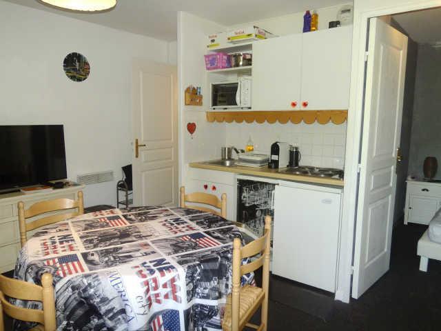 Location au ski Appartement 2 pièces 6 personnes (60) - Residence Pegase - Risoul - Kitchenette