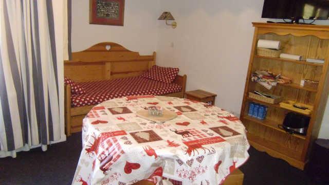 Location au ski Appartement 2 pièces 6 personnes (848) - Residence Pegase - Risoul - Table