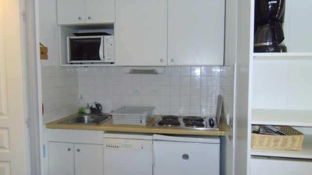 Location au ski Appartement 2 pièces coin montagne 6 personnes (48) - Residence Pegase - Risoul - Kitchenette