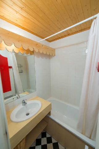 Location au ski Studio coin montagne 4 personnes (919) - Residence Pegase - Risoul - Balcon