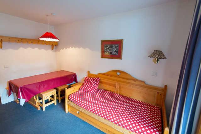 Location au ski Studio coin montagne 4 personnes (919) - Residence Pegase - Risoul - Banquette
