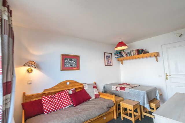 Location au ski Studio coin montagne 6 personnes (43) - Residence Pegase - Risoul - Coin montagne