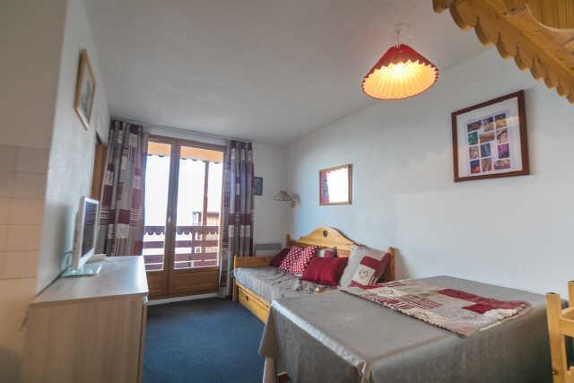 Location au ski Studio coin montagne 6 personnes (43) - Residence Pegase - Risoul - Séjour