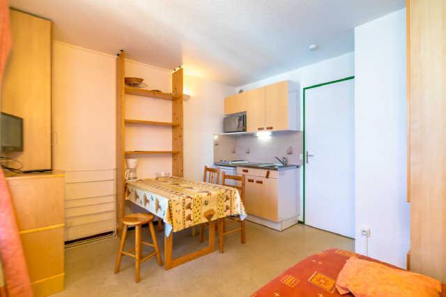 Location au ski Studio coin montagne 4 personnes (907) - Residence Soldanelles - Risoul