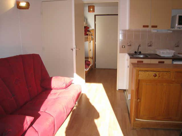 Location au ski Studio coin montagne 4 personnes (288) - Residence Soldanelles - Risoul