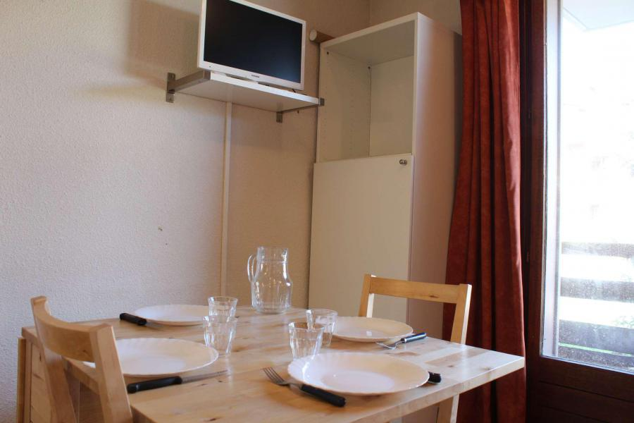 Аренда на лыжном курорте Квартира студия кабина для 4 чел. (7) - Résidence Soldanelles - Risoul