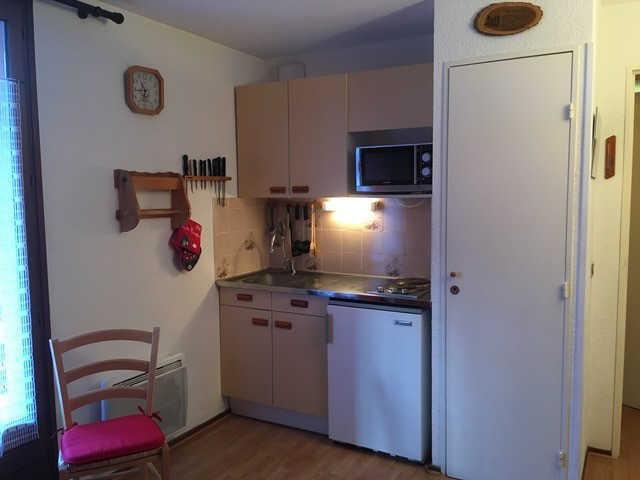 Location au ski Appartement 2 pièces coin montagne 5 personnes (313) - Residence Soldanelles - Risoul - Coin montagne