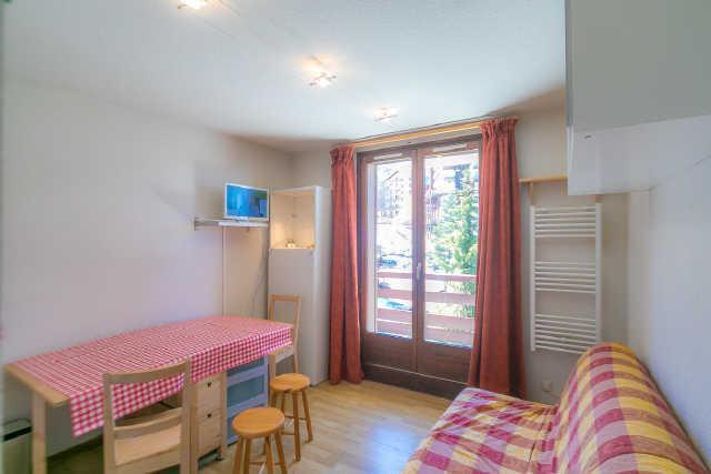 Location au ski Studio cabine 4 personnes (7) - Residence Soldanelles - Risoul - Kitchenette