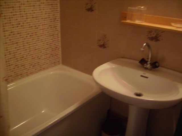 Location au ski Studio coin montagne 3 personnes (902) - Residence Soldanelles - Risoul - Salle de bains