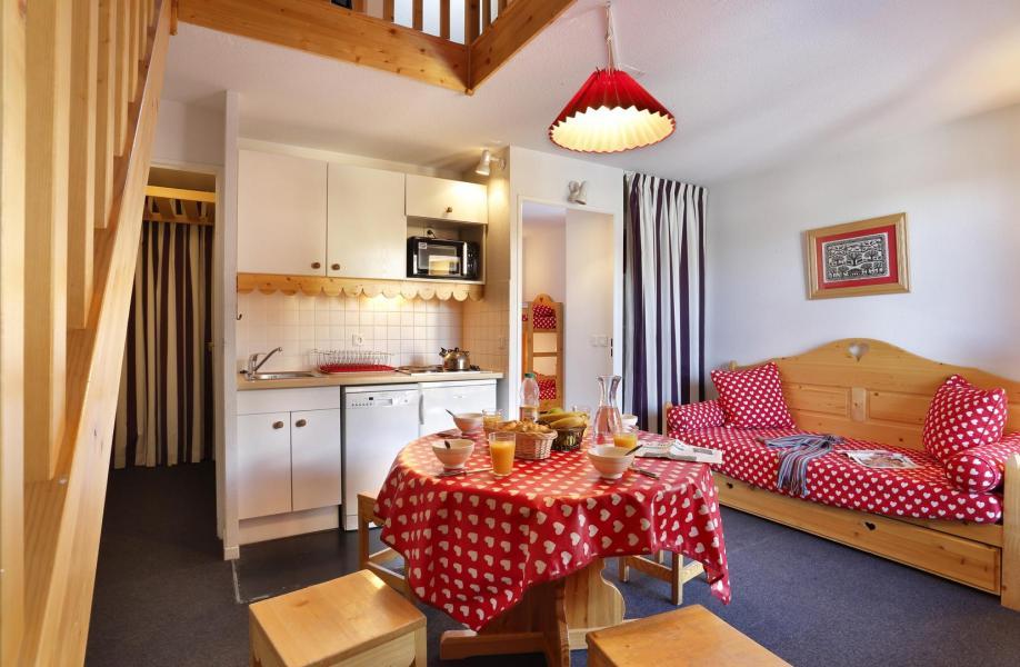 Location au ski Residence Vega - Risoul - Salle à manger