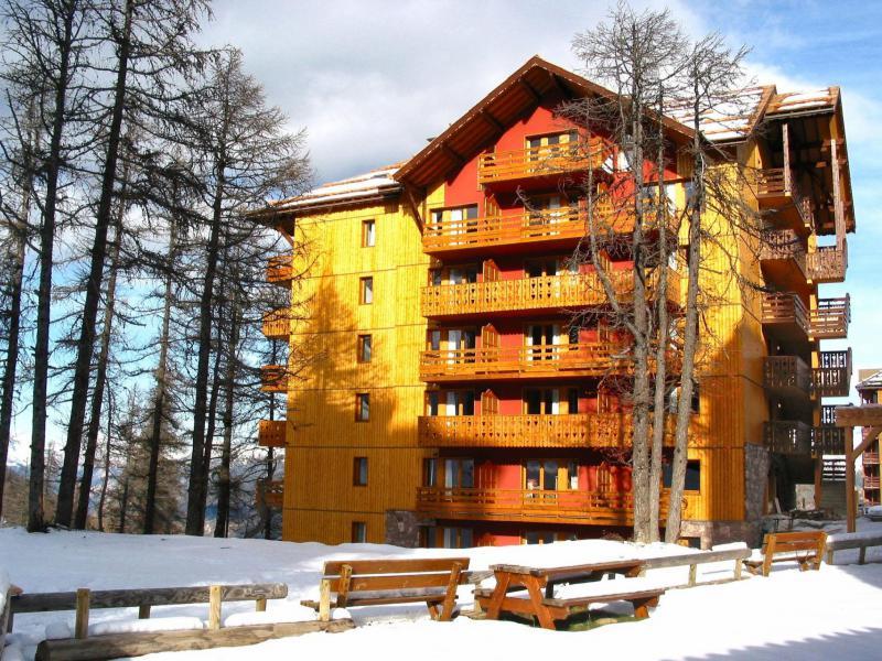 Vacaciones en montaña Vega - Risoul - Invierno